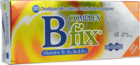 Uni-Pharma B Complex Fix 30 ταμπλέτες