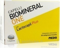 Biomineral One Lactocapil Plus 30κάψουλες